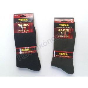 Ανδρικες Καλτσες - Κάλτσα ανδρική THERMAL  one size Ισοθερμικά, μάλλινα