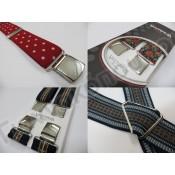 Τιράντες, γραβάτες