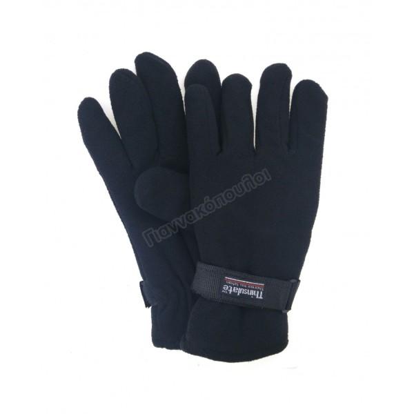Γάντια  Ισοθερμικά  fleece Ισοθερμικά, μάλλινα