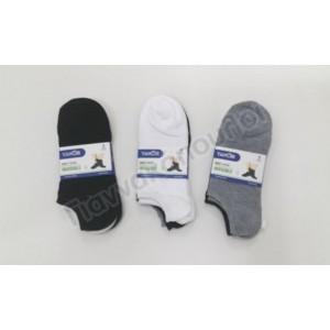 Κάλτσα ανδρική μίνι sport invisible 3άδα Κάλτσες