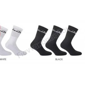 Κάλτσα ανδρική diadora αθλητική 3άδα Κάλτσες