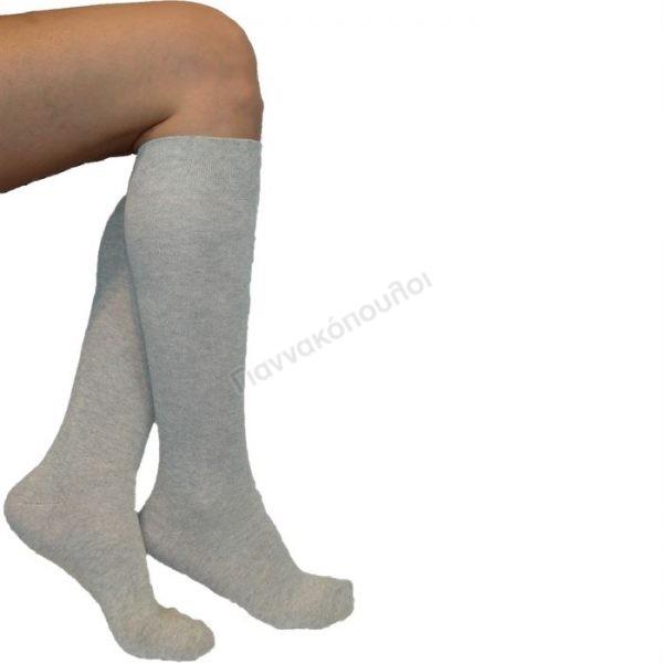 Κάλτσα γυναικεία μέχρι το γόνατο βαμβακερή 35-41 Κάλτσες, καλτσάκια