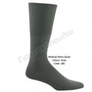 Κάλτσα ανδρική  BENISSIMO βαμβακερή χωρίς λάστιχο