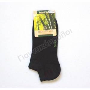 Κάλτσα ανδρική μίνι sport bamboo