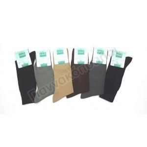 Κάλτσα ανδρική  BENISSIMO βαμβακερή χωρίς λάστιχο Κάλτσες