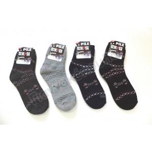Κάλτσα unisex πετσετέ σχέδιο 36-41