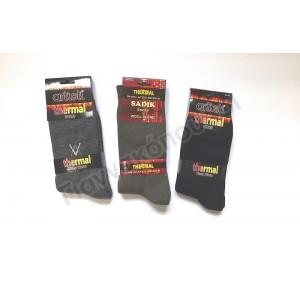 Κάλτσα ανδρική THERMAL  one size Ισοθερμικά, μάλλινα