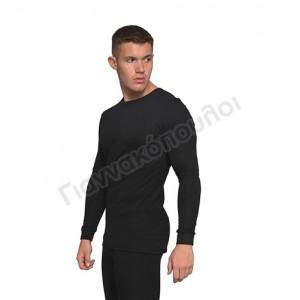 Φανέλα ανδρική ισοθερμική ΝΙΝΑ μακρύ  μανίκι Φανέλες, μπλούζες