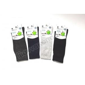 Κάλτσα ανδρική βαμβακερή χωρίς λάστιχο 42-46 Κάλτσες