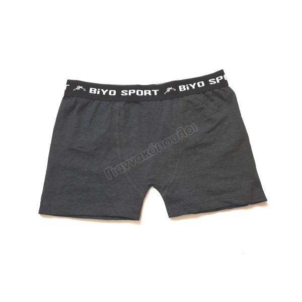 Boxer ανδρικό Sport  Σλίπ, μπόξερ, σκελέες