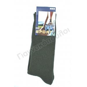 Κάλτσα ανδρική βαμβακερή αθλητική Κάλτσες