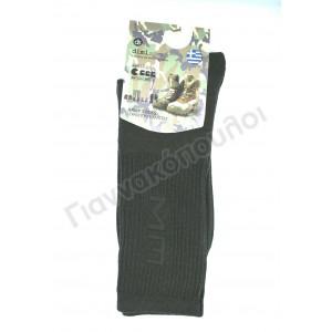 Κάλτσα ανδρική βαμβακερή dimi Army