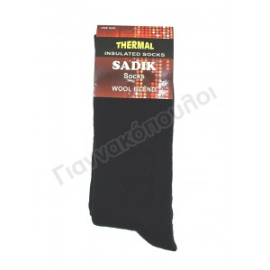 Κάλτσα ανδρική ισοθερμική THERMAL  one size Ισοθερμικά, μάλλινα