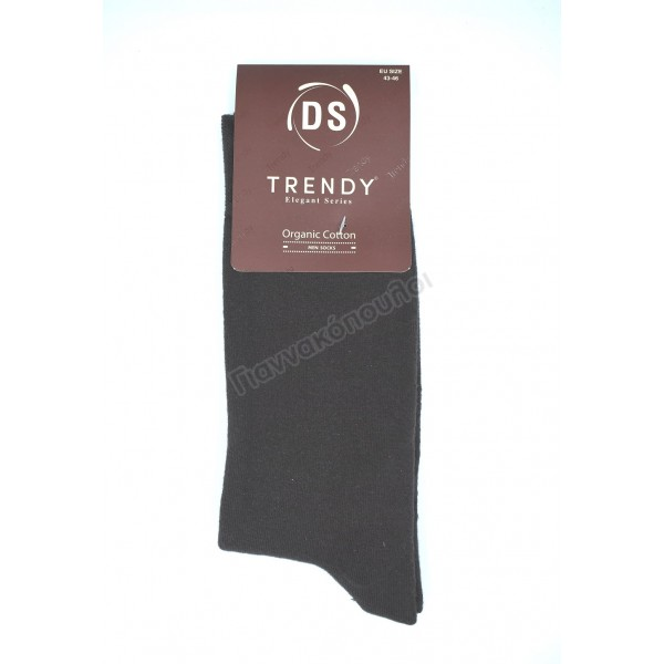 Κάλτσα ανδρική TRENDY organic cotton Κάλτσες