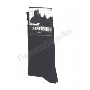 Κάλτσα ανδρική βαμβακερή μονόχρωμη