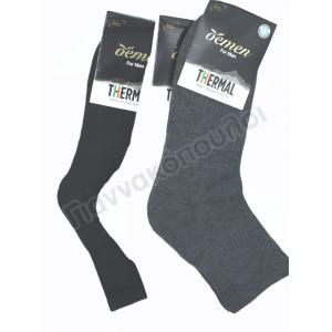 Κάλτσα ανδρική ισοθερμική THERMAL 3άδα