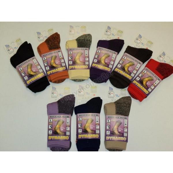 Κάλτσα γυναικεία Ισοθερμική DYNAMIC Νο36-41 Ισοθερμικά, μάλλινα
