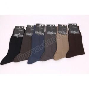 Ανδρικες Καλτσες - Κάλτσα ανδρική BENISSIMO μερσεριζέ βαμβακερή Κάλτσες
