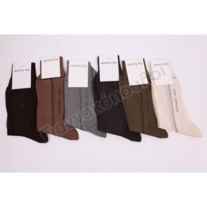 Κάλτσα ανδρική Guy Laroche μερσεριζέ βαμβακερή Κάλτσες