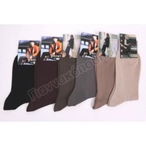 Ανδρικες Καλτσες - Κάλτσα ανδρική BRAVO μερσεριζέ βαμβακερή Κάλτσες
